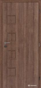 Masonite interiérové dveře GIGA PLNÉ laminát premium