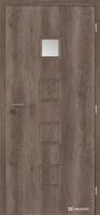Masonite interiérové dveře QUADRA 1 laminát premium