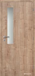 Masonite interiérové dveře VERTIKUS laminát premium