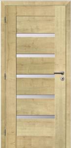 Interiérové dveře Solodoor Vertigo 1 SOLO 3D dub přírodní