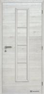 Masonite interiérové dveře AXIS PLNÉ laminát deluxe