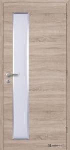 Masonite interiérové dveře ALU Vertika laminát deluxe
