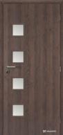 Masonite interiérové dveře GIGA SKLO laminát deluxe