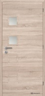 Masonite interiérové dveře GIGA 2 laminát deluxe