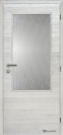 Masonite interiérové dveře 2/3 SKLO laminát deluxe