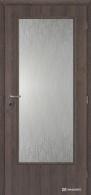 Masonite interiérové dveře 3/4 SKLO laminát deluxe