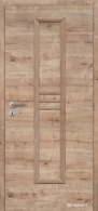 Masonite interiérové dveře STRIPE PLNÉ laminát deluxe