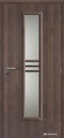 Masonite interiérové dveře STRIPE SKLO laminát deluxe
