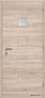 Masonite interiérové dveře QUADRA 1 laminát deluxe