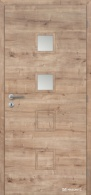 Masonite interiérové dveře QUADRA 2 laminát deluxe