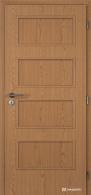 Masonite interiérové dveře kašírované DOMINANT plné