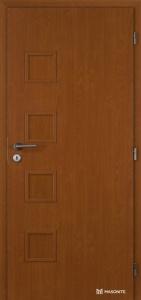 Masonite interiérové dveře kašírované GIGA plné olše