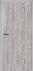 Masonite interiérové dveře kašírované PANORAMA 90 cm dub šedý