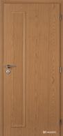Masonite interiérové dveře kašírované VERTIKA plné
