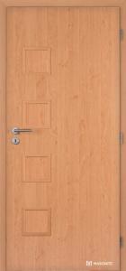 Masonite interiérové dveře GIGA PLNÉ laminát standard olše