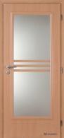 Masonite interiérové dveře PANORAMA laminát standard
