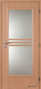 Masonite interiérové dveře PANORAMA laminát standart buk