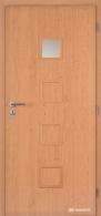 Masonite interiérové dveře QUADRA 1 laminát standard