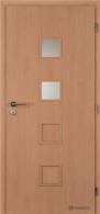 Masonite interiérové dveře QUADRA 2 laminát standard