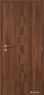 Masonite interiérové dveře QUADRA PLNÉ laminát standard