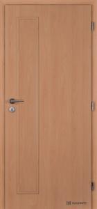 Masonite interiérové dveře VERTIKA PLNÉ laminát standard buk