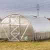 Zahradní skleník z polykarbonátu 2DUM 1