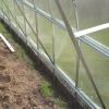 Zahradní skleník z polykarbonátu 2DUM 2