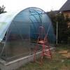 Zahradní skleník z polykarbonátu 2DUM 4