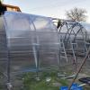 Zahradní skleník z polykarbonátu TRJOSKA 2