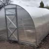 Zahradní skleník z polykarbonátu TRJOSKA 3