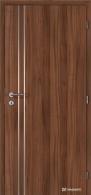 Masonite interiérové dveře ALU II laminát standard