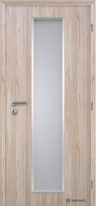 Masonite interiérové dveře ALU LINEA laminát deluxe
