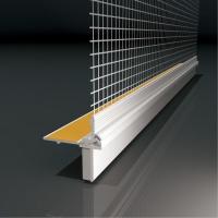 Začišťovací okenní roletová lišta LS2-31 2D 2,4 m