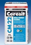 Ceresit CM 22 Mega Format flexibilní lepidlo 25 kg