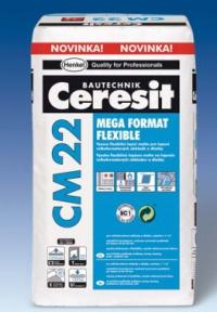 Flexibilní lepidlo Ceresit CM 22