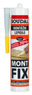 Soudal Mont Fix lepidlo 300 ml