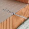 Použití stěnové kotvy