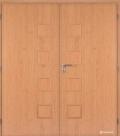 Masonite interiérové dveře GIGA plné dvoukřídlé laminát standard