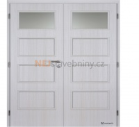 Dvoukřídlé dveře Masonite Dominant 1