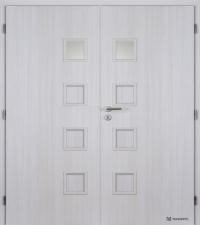 Dvoukřídlé dveře Masonite Giga 1