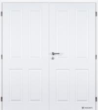 Protipožární dvoukřídlé dveře Masonite Odysseus