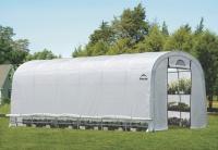 Laniplast plachtový skleník SHELTERLOGIC 3,7 x 7,3 m