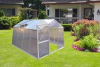 Lanitplast zahradní skleník DODO BIG (PC 4 mm) šedý