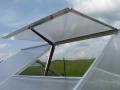 Gutta dodatečné střešní okno pro zahradní skleník Gardentec F