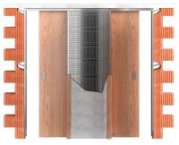 Stavební pouzdro JAP 720 NORMA UNIBOX do zdi