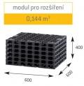 MEA rozšíření vsakovací sady X-Box SP 144
