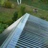 Použití trapézové desky Gutta Guttagliss PVC HR 3