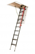 FAKRO půdní skládací schody LML 305 Lux třídílné