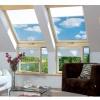 Použití fasádních oken FAKRO
