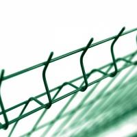 svařovaný panel PILOFOR CLASSIC Zn + PVC zelený